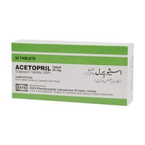 Acetopril