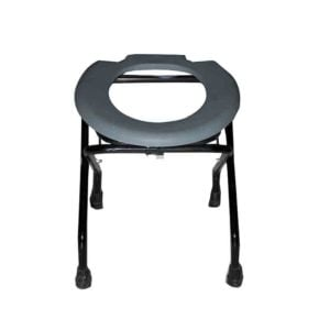 foldable toilet chair