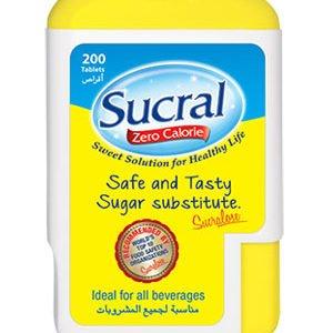 Sucral sugar free