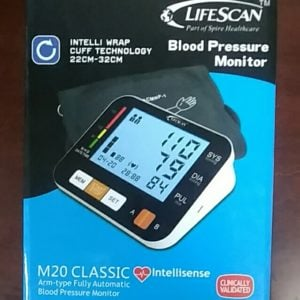 Lifescan M20 Blood Pressure testing machine Digital
