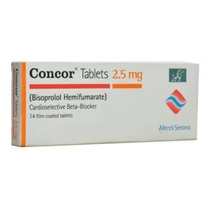 concor heart medicine