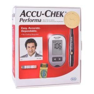 Accu check performa glucometer