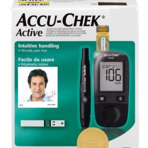 Accu Check Active glucometer for Blood Sugar
